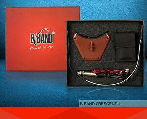 B-BAND-Crescent-II-Double-sensor-system-Acoustic-guitar-pickup
