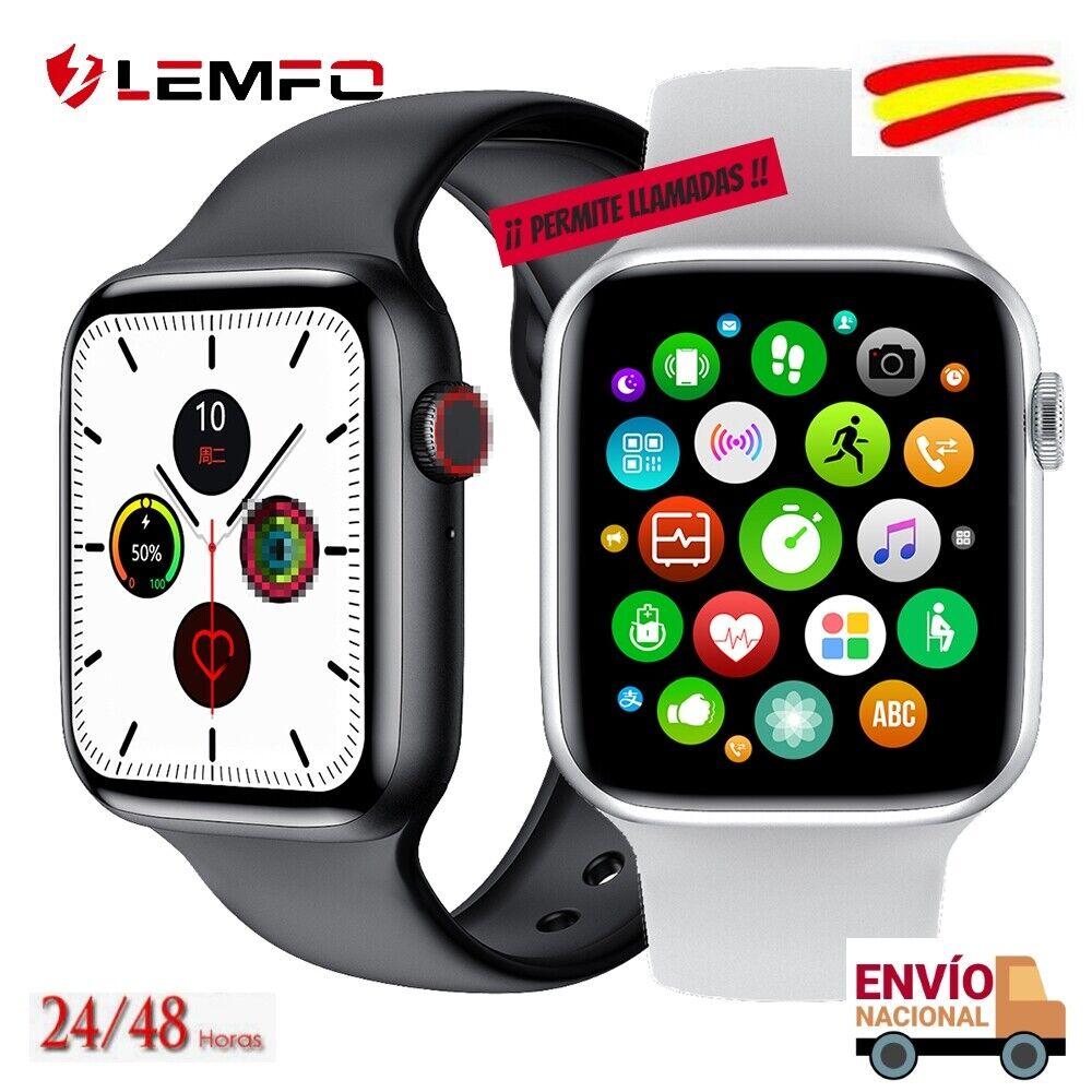 iwatch: 🆕NUEVO Smartwatch W26 Reloj Inteligente LLAMADAS sim.Iwatch6.Envio 24H.SPAIN⌚