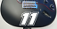 "5/"" Denny Hamlin #11 NASCAR Die-Cut Vinyl Decal Sticker    19 Colors"