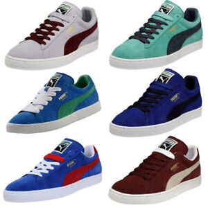 Brand Trainers Shoes Puma Casual Suede Eco Classic fqccYg7FO