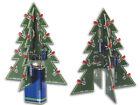 LED 3-d Weihnachtsbaum 9v Bausatz Velleman MK130