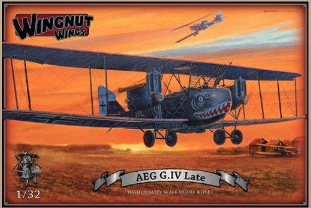 Wingnut Wings 1 32 AEG G.IV (Late)