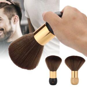 Pro-Salon-Hair-Cutting-Nylon-Cape-Barber-Hairdressing-Gown-Neck-Duster-Brush
