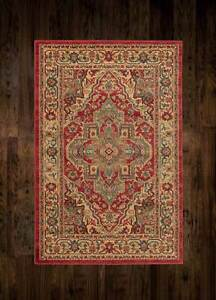 Traditional Design Afghan Ziegler Rug