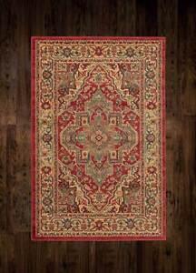Traditional Design Afghan Ziegler Rug