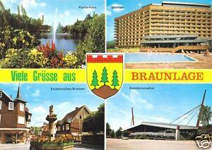 AK-Braunlage-Harz-vier-Abb-Wappen-um-1976