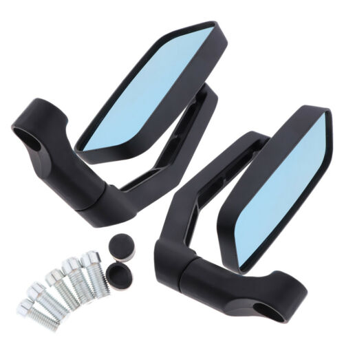Motorcycle CNC Aluminum 8mm 10mm Side Rear View Mirrors for Honda