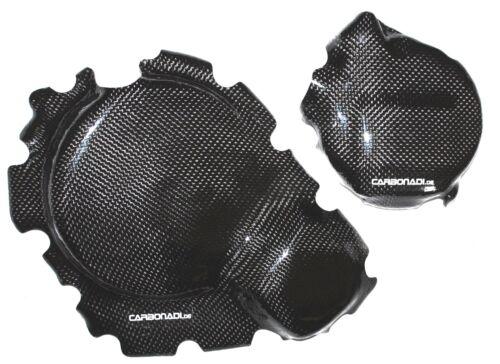 Suzuki gsxr600 gsxr750 k6 k7 2x en Carbone embrayage couvercle limadeckel Carbono Engine
