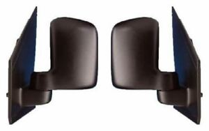FORD Transit Connect Door Wing Mirror Replacement Glass 2000-2013 Left Side