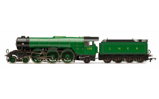 Hornby LNER 4-6-2 Gay Crusader A3 Class Limited Edition R3518 - Free Shipping