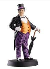 DC  Comics Eaglemoss Superhero ( Villain) Penguin #26 ( Batman)Figurine  NIP New