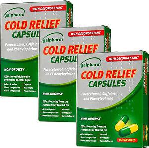 Galpharm-contro-il-Raffreddore-Pillole-16-Confezione-x-3-Triplo-Confezione-Non