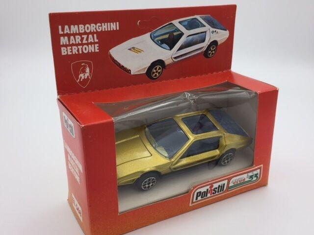 Lamborghini Marzal Bertone 1977 Polistil Polistil Polistil EL568 1 43 0c4c3b