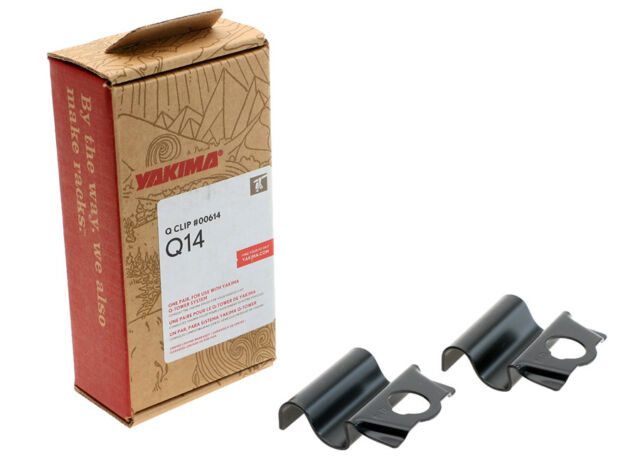 YAKIMA Q14 Roof Rack Clip For Q-Tower system //// Pair