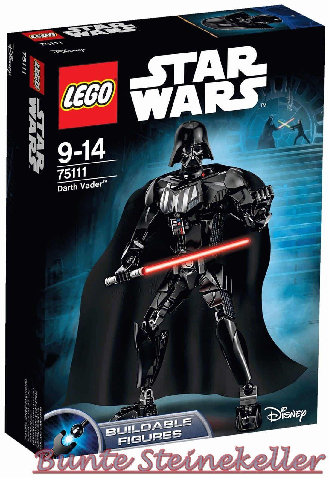 LEGO ® Star Wars ™  75111 Dark Vador ™ & 0. - expédition & NOUVEAU & NEUF dans sa boîte