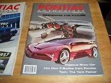 PONTIAC ENTHUSIAST VOLUME 3 NUMBER 2 1997