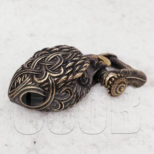 COOB Loup Fenrir Lock shacle sur Paracord Bracelet Cordon Perles//Beads 1Pcs//Lot