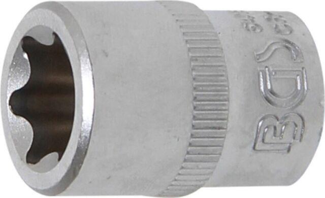 """BGS Embout de Clé à Douille E-Profil 10 MM (3/8 """") Sw E16 – 6416"""