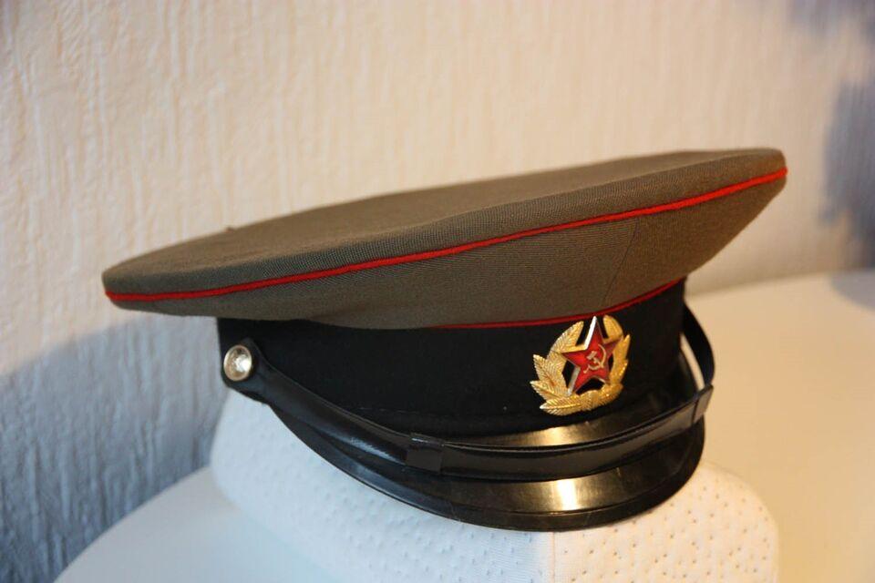 Andre samleobjekter, Militærkasketter