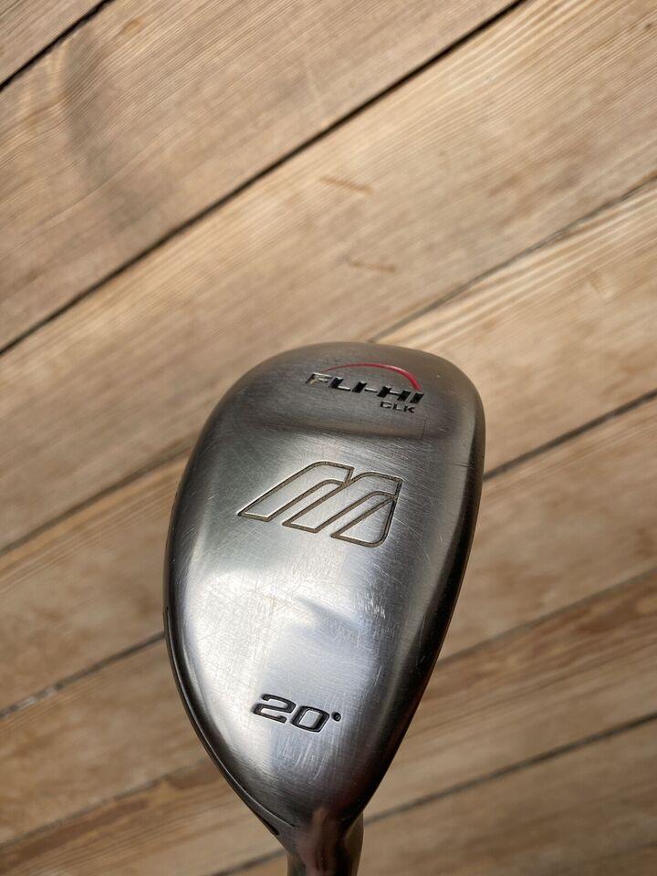 Grafit golfjern, Mizuno Fly Hi Hybrid 20°