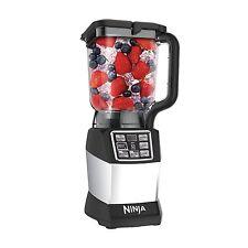 Ninja Auto IQ Blender System + 2 72oz Pitchers + 3 Nutri Ninja Cups + Cook Book