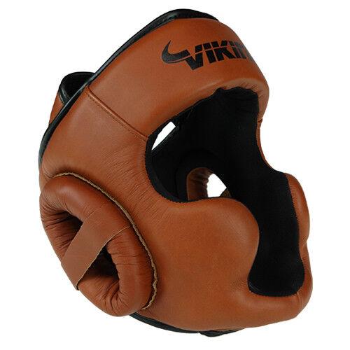 Viking Norse King Head Gear - Brown