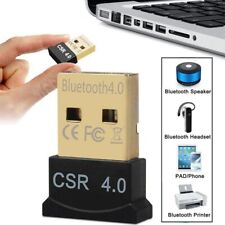 Bluetooth 2.0 USB 2.0 CSR4.0 Dongle Adapter For Win 8 7 XP Laptop PC CatchyPTYN