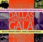 Dallas Christmas Gala by Dallas Symphony Orchestra (CD, Nov-2001, Delos)