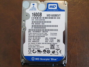WDC WD1600BEVT WINDOWS 7 64 DRIVER