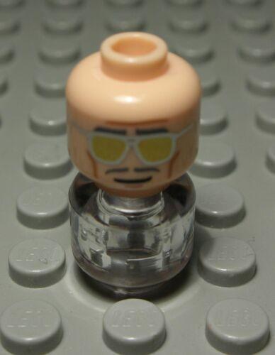 2514 DW Lego Figur Zubehör Kopf Mann aus Batman