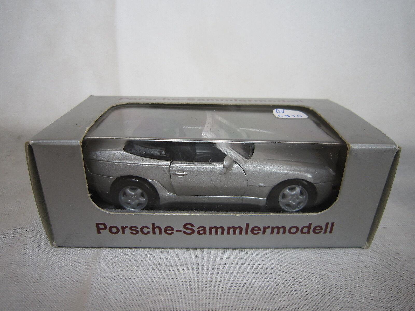 DV6310 NZG PORSCHE 968 Cabriolet Ref 364 1 43 Neuf Boite