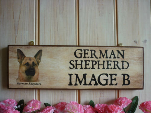 KEEP OUT SIGN OUTDOOR GARDEN SIGN DOG SIGN GERMAN SHEPHERD SIGN UNIQUE DOG GIFT