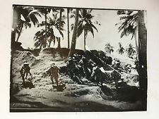 ww2 photo press  Army of Japan , attack in Andaman islands 1942        A87