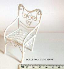 Dollhouse Miniatures 1:12 Scale White Toilet #CLA10551
