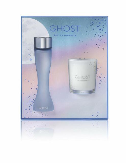 Ghost La Fragancia Conjunto de regalo, Eau de Toilette 30ml + 50g la Fragancia Vela