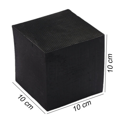 Eco-Aquarium Water Purifier Cube ORIGINAL Water Cleaning Filter Activated Carbon