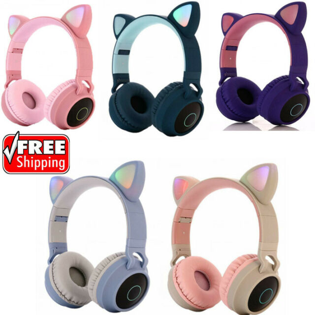 Ihome Ib86 Ib86buc Headset Purple Wireless Bluetooth Foldable For Sale Ebay