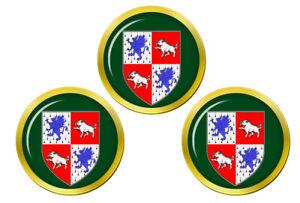 County-Longford-Irlande-Marqueurs-de-Balles-de-Golf