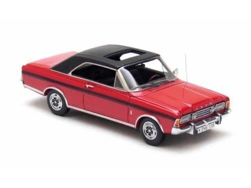 solo cómpralo Ford Taunus P7 23M Rojo-Negro 1971 1 43 Neo 43138 43138 43138  increíbles descuentos
