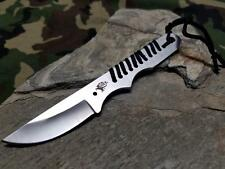 """Colt 6"""" Neck Knife Solid Stainless Fixed Hunter Hunting Outdoor Combat 555"""