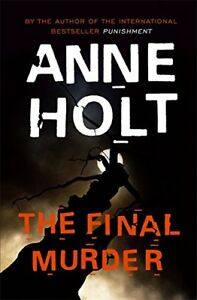 Very-Good-1847440401-Paperback-The-Final-Murder-Holt-Anne