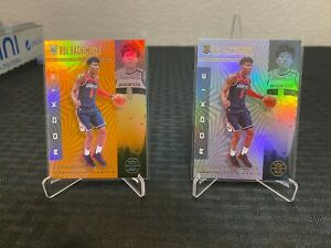 2019-20-Rui-Hachimura-Panini-Illusions-SP-Orange-Parallel-Rookie-183-Base-RC