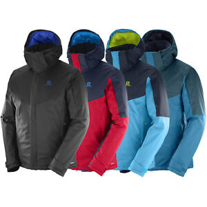 Salomon Stormseeker Mens Ski Jacket