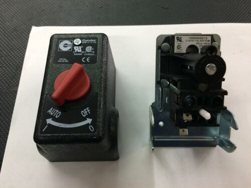 Black /& Decker 919-16762 Air Compressor Replacement Pressure Switch # 1000002013