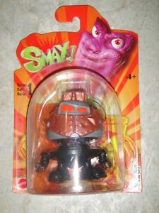 SMAX Series 1 Action Figure by Mattel with Game Booklet NEW - Vizar