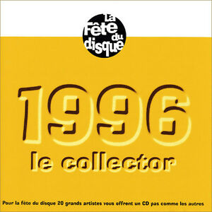 Compilation-CD-1996-Le-Collector-Limited-Edition-Promo-France-EX-EX
