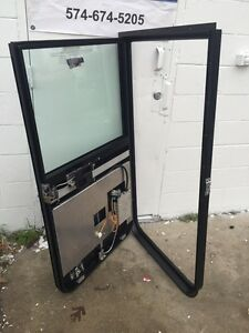 Image is loading NEW-ATWOOD-ELECTRIC-RV-DRIVER-DOOR-WINDOW-MONACO- & NEW ATWOOD ELECTRIC RV DRIVER DOOR WINDOW MONACO MOTORHOME BUS COACH ...