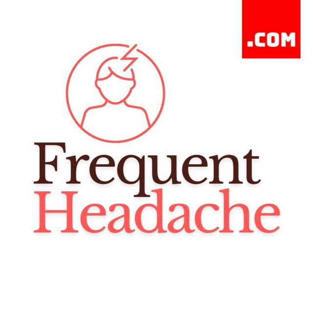 FrequentHeadache.com - 2 Word Domain Name - Catchy Health Domain .COM Dynadot