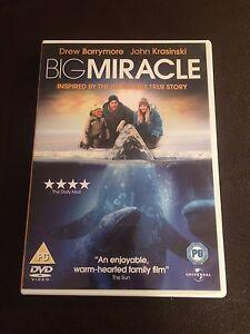 Big Miracle DVD 2012 drew barrymore john krasinski region 2 uk dvd - Warlingham, United Kingdom - Big Miracle DVD 2012 drew barrymore john krasinski region 2 uk dvd - Warlingham, United Kingdom