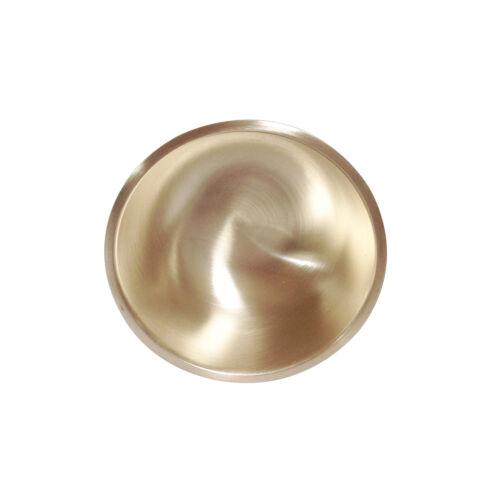Tea Cup Bronzeware Bangjja yugi Copper x 2 Korean Craftsman Spirit Tin 78:22